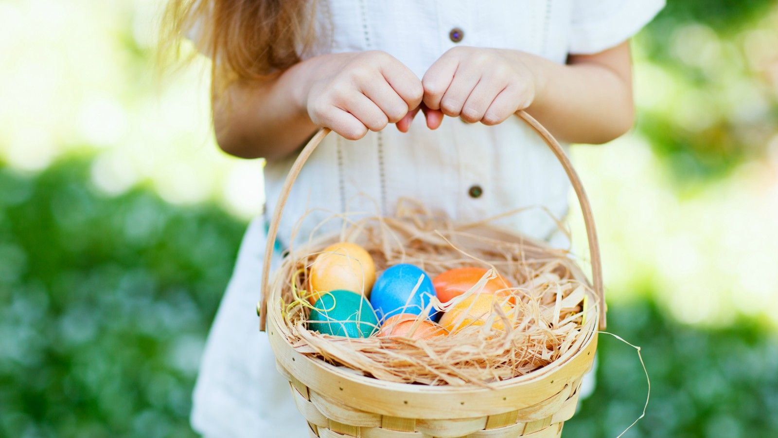 Four Points - Easter Basket